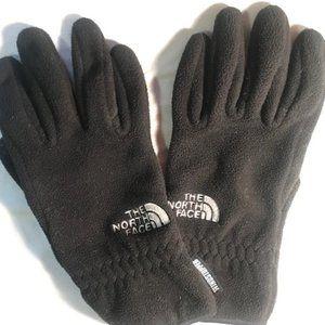 North Face Windstopper Gloves